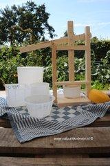 Herstellung von Käse