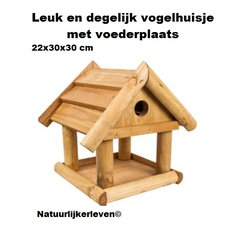 Vogelhäuser und Insekten Hotels