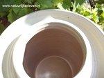 Gärtopf  4 liter (grau/klassich)