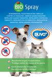 Bio Anti-vlooien en teken spray hond en kat 200ml