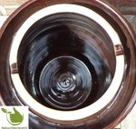 Gärtopf  (braun/klassisch model) 20 liter