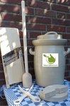 Startpaket Sauerkraut 10 Liter (Grau-Klassiek)