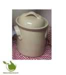 Gärtopf  2 liter (grau/klassich)