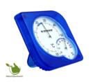 Bimetall-Thermometer und Hygrometer