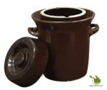 Zuurkoolpot 5 liter ( webwinkel natuurlijkerleven )