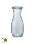 Weck SAP fles met deksel (530ml) 1/2L