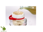 Filter zum Filtern von Likören und anderen Getränken.
