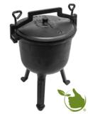 Jachtketel gietijzer 7 liter