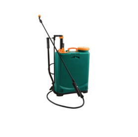 Kunststoff-Rückensprühgerät mit Seitenkurbel, 16 Liter