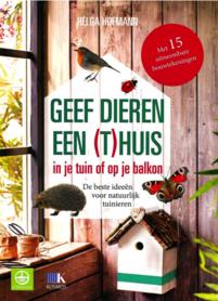 'Geef dieren een (T)huis' Helga Hofmann