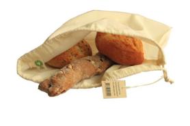 Brottasche 100% Baumwolle - Mittel (Bio)