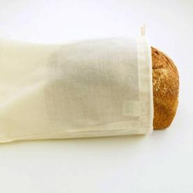 Brottasche 100% Baumwolle - Extra Groß (Bio)
