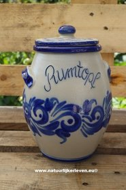 Rumtopf  4 liter