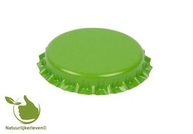 Kronenkork Grün 26 mm (verpackt pro 100 Stück)