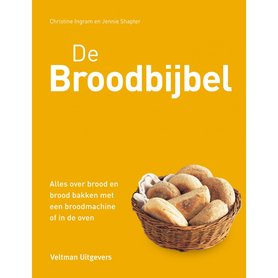 'De broodbijbel'-Christine Ingram en Jennie Shapter