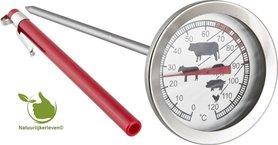 Thermometer für Grill 0 ° C + 120 ° C