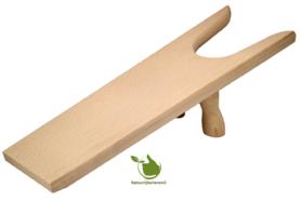 Stiefelknecht extra breit – aus Buchenholz