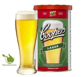 Coopers bier Lager