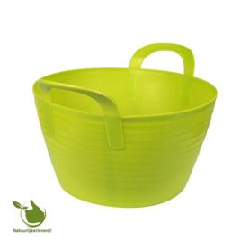 Korb flexibel, FlexBag grün 12 Liter