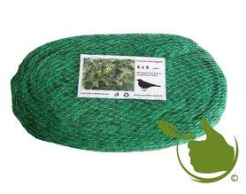 Vogelschutznetz 6x6m