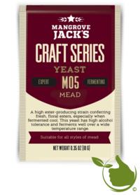 Trocken Bierhefe Mead - Mangrove Jack's Craft Series - 10 g
