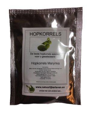 Hopfenpellets Marynka