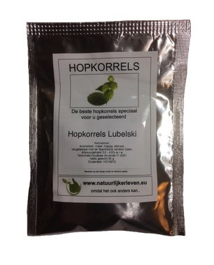 Hopfenpellets Lubelski