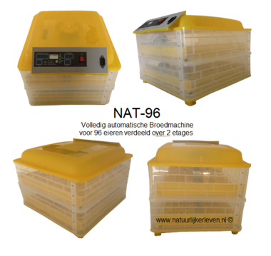 Inkubator NAT-96