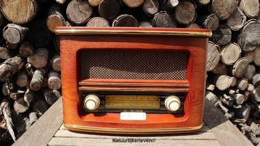 Retro Radio NAT-1109CR