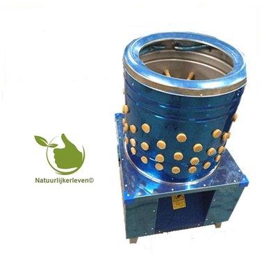 Geflügel Rupfmaschine NAT-601