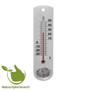 Thermometer für Außen- oder Innen