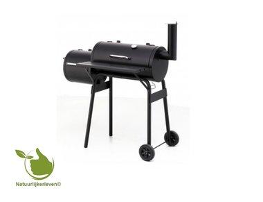 Tepro Wichita Abschließbare Holzkohle -Grill / Raucher