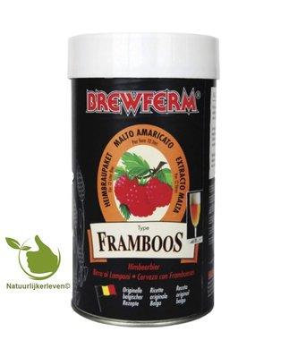 Bierkit Brewferm Himbeere für 12 l
