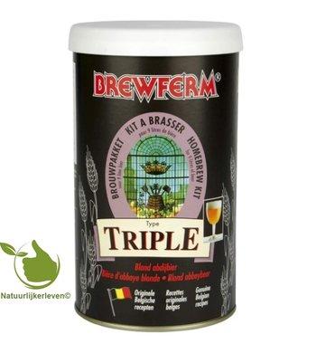 Bierkit Brewferm Triple für 9 l