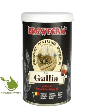 Bierkit Brewferm GALLIA Belgian Ale für 12 l