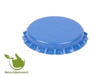 Kronenkork hell Blau 26 mm (verpackt pro 100 Stück)