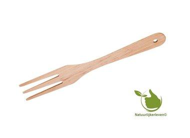 Holzgabel für Sauerkraut