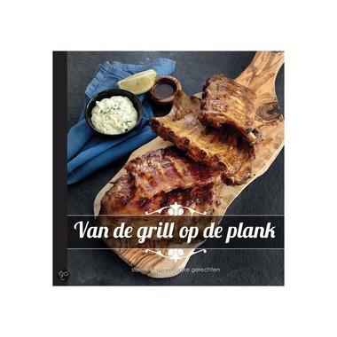 'Van de grill op de plank'
