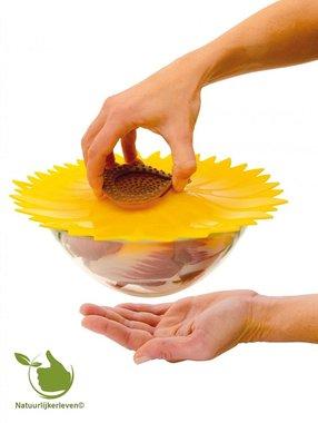 Sonnenblumen Deckel 15cm von Charles Viancin