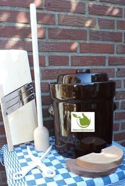 Startpaket Sauerkraut 10 Liter
