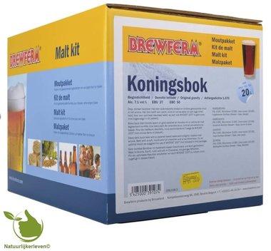 Malzpaket BREWFERM KONINGSBOK für 20 Ltr