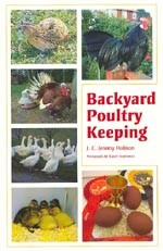 'Backyard Poultry keeping' - J.C. Jeremy Hobson