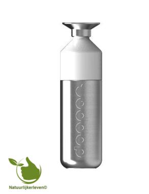 Dopper Wasserflasche Steel 800ml
