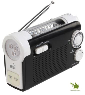 Tragbares UKW-Radio