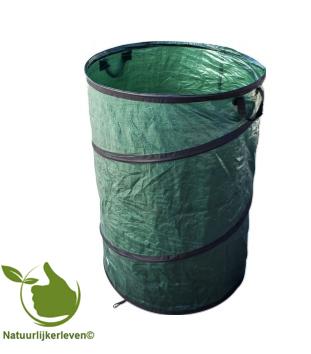 Faltbare Tasche für Gartenabfälle 100 Liter