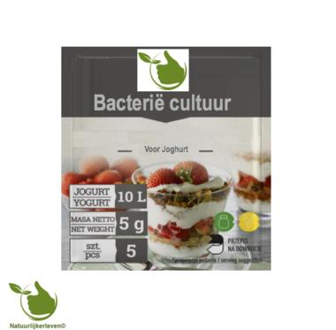 Bakterienkulturen für Joghurt, für 10L Milch