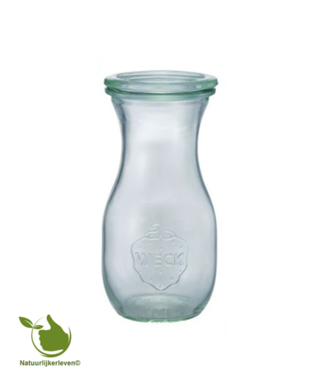 Saftflasche Weck 1/4 Liter.