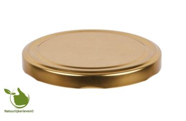 Twist-off Deckel gold