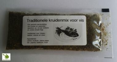 Traditionelle Gewürzmischung für Fisch