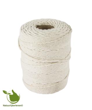 Fleischseil, weiße Baumwolle 250g